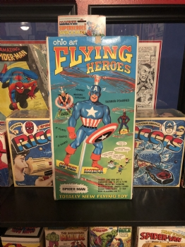 The Toy Collection of Marvin Hoover (spi-d-fan) at 1 Toy 2 Many